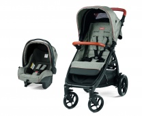 Коляска 2 в 1 Peg Perego Booklet 50 Travel System Polo - магазин товаров Peg Perego